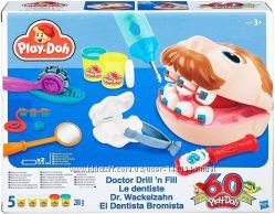 Красивые наборы пластилина  Play-Doh