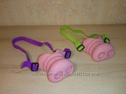 Карнавальные носы свинка Пеппа поросенок на взрослого или ребенка