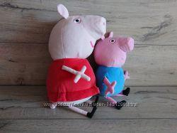 Свинка Пеппа Пиг Peppa Джордж большие