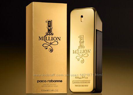 Paco Rabanne 1 million мужская парфюмированная вода