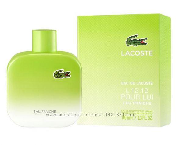 Lacoste Eau De Lacoste L. 12. 12 Pour Lui Eau Fraiche туалетная вода 100 ml