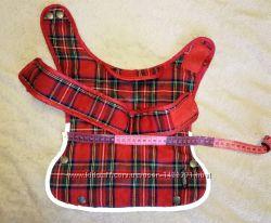 Теплая деми попона для собаки на флисе, попонка одежда для собаки чихуахуа,