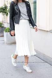 Юбка плиссе плиссированная юбка 42-50 р, Разные цвета