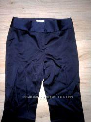 Классические атласные брюки штаны next