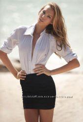 Черная короткая юбка. Оригинальная модель. Debenhams Турция.