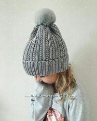 Эксклюзивные  шапочки для мальчиков и девочек