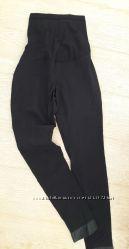 Классические стрейчевые штаны для беременной, 34, XS