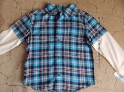 0e9ed93ed38 Рубашка Cartets на 2 года