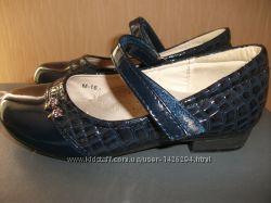 Лакированные туфли Yalike стелька 17. 5 см.
