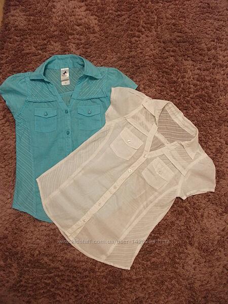 Батистовая блузка Palomino на  р. 122