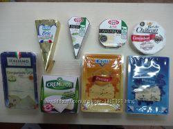 Сыр с плесенью Камамбер 120г. Польша