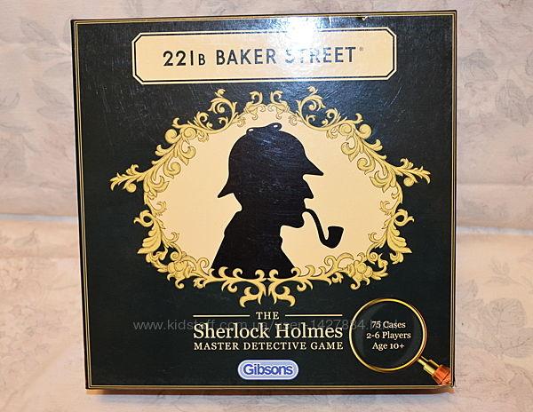 221B Baker Street. Sherlock Holmes, игра Шерлок Холмс
