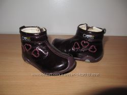 Кожаные ботинки Chicco 12 см по стельке