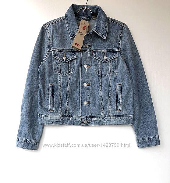Куртка жіноча, піджак джинсовий Levis original trucker jacket Левіс