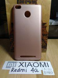 Силиконовый бампер Xiaomi Redmi 3, 3s, 3 pro, 4a