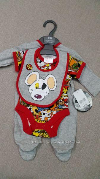 Набор 3в1 Mothercare Disney baby