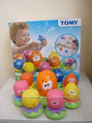 Игрушка для купания в ванной Tomy Осьминоги
