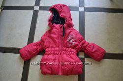Куртка на девочку демисезонная