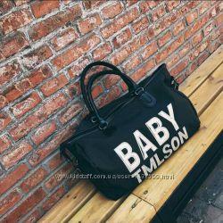 aeb405b6dc58 Качественная, стильная, дорожная, универсальная сумка baby tmlson ...
