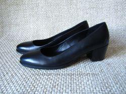 Туфли кожанные Ecco Shape 35 267033 размер 40