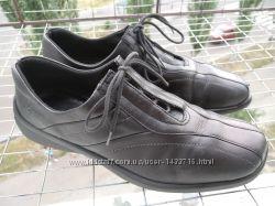 Кожаные туфли Ecco оригинал 25, 7 см