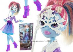 Кукла Monster High Abbey Bominable Эбби Бомиейбл Маска