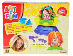 Набор для лепки Парикмахерская Art and Fun Simba Симба 6329730