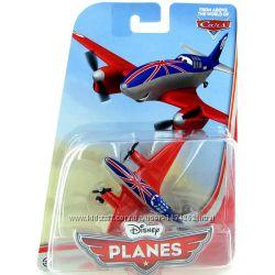 Самолетик Бульдог Bulldog Planes, Disney, Mattel