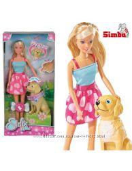 Кукла Штеффи Steffi Love My Dog с собачкой 5737224