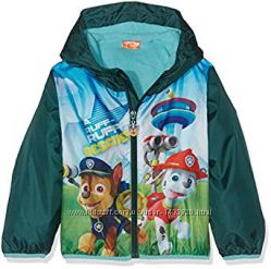 Ветровка, дождевик на флисе Nickelodeon Paw Patrol Щенячий патруль2-3 год