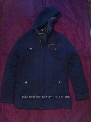 Парка куртка зимняя на меху размер С S тёплая
