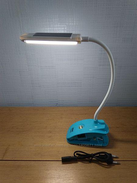 Светодиодная настольная лампа, светильник, ночник YJ-5868