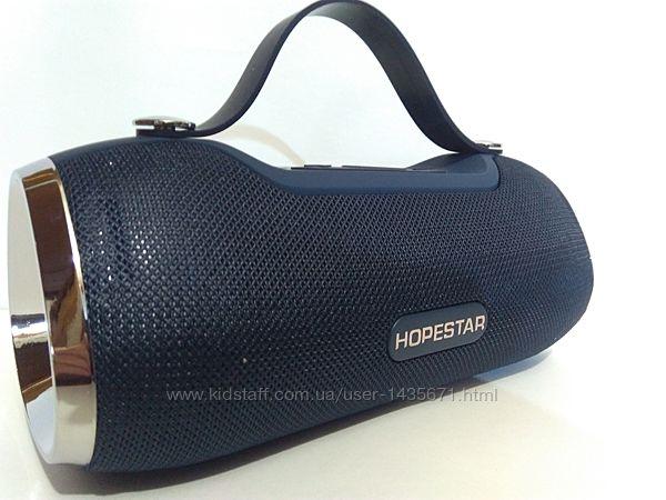 Отличная портативная Bluetooth колонка HOPESTAR H-40