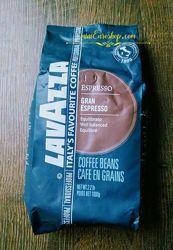 Кофе зерновой Lavazza crema aroma 1kg