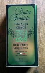 Оливковое масло Antico Frantoi 5 л