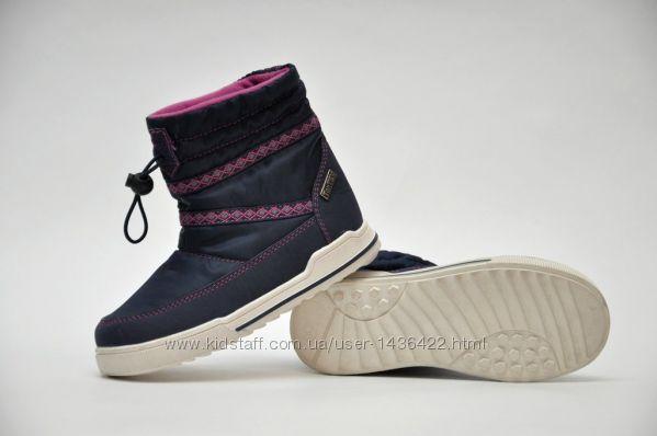Теплые демисезонные ботинки Alive Original