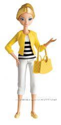 Кукла Хлоя - Антибаг базовая шарнирная  Miraculous Chloe Fashion Doll