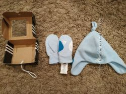 Шапка і рукавички Аdidas