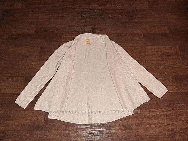 Кардиган ZARA Knitwear девочке 11-12 лет