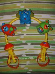 Chicco на коляску игрушка дуга