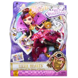 Ever After High Страна чудес. Лиззи Хартс