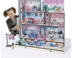 Домик с куклами L. O. L. - Модный лол особняк с аксессуарами
