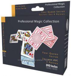 Фокус OiD Magic Тайна четырех королев 518