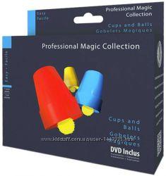 Фокус OiD Magic Стаканы и шары 502
