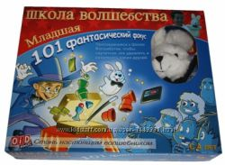Набор фокусов OiD Magic Школа магиии 101 фантастический фокус 101L