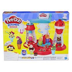 Набор для лепки Hasbro Play-Doh Мир мороженого E1935