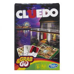 Настольная игра Hasbro Дорожная Клуэдо B0999
