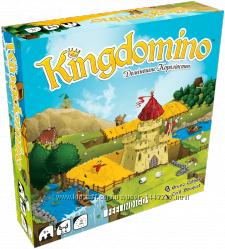 Настольная игра Feelindigo Доминошное королевство FI17009