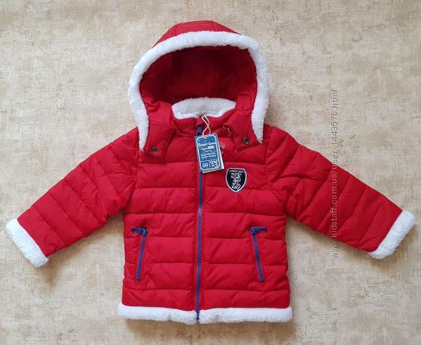 Куртка демисезонная для мальчика 98см 3года Street Gang Италия