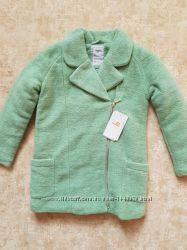 Шерстяное пальто для девочки 128см 8 лет Mayoral
